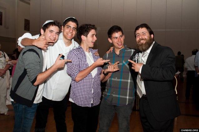 Jewish Teens Chabad