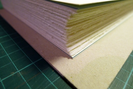 paper book trim