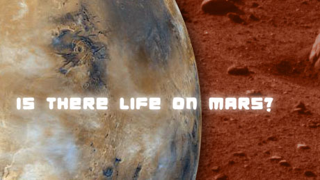 is-there-life-on-mars