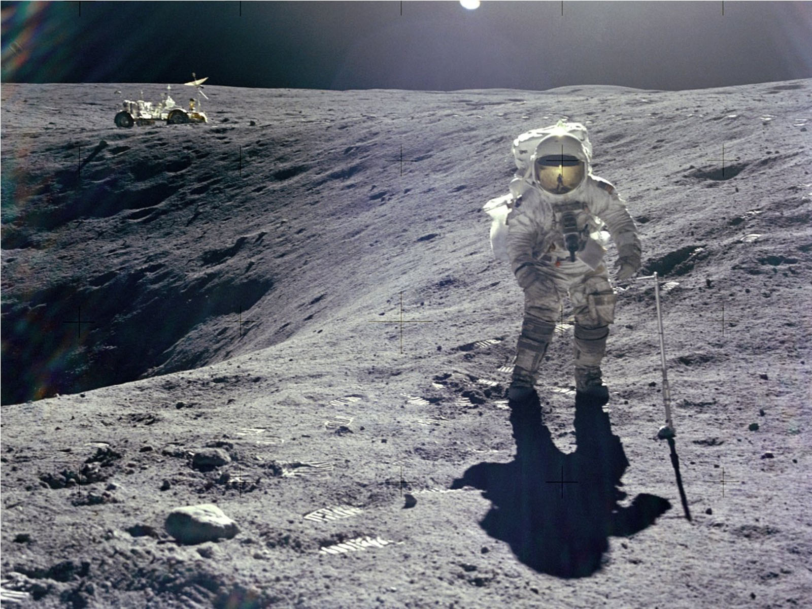 Leap Motioning Past 2013  Kabbalah and Technology Year-in-ReviewMoon Landing Pictures 1969