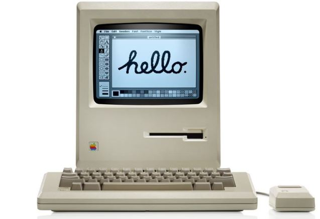 apple mac 1984