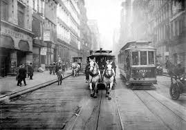carriage in street