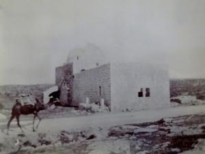 Rachel's_Tomb,_near_Bethlehem,_1891
